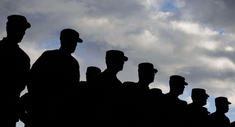 Soldats US (image d'illustration)