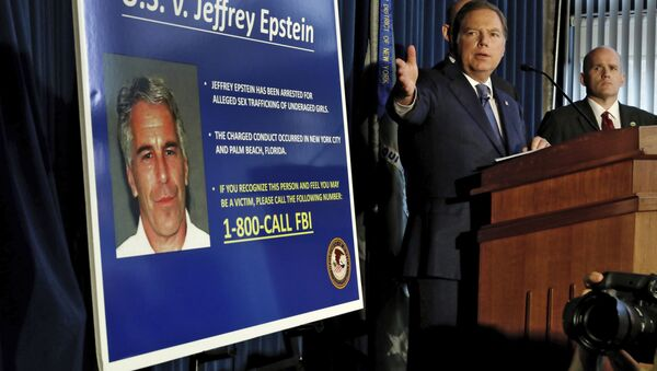 Affaire Epstein - Sputnik France