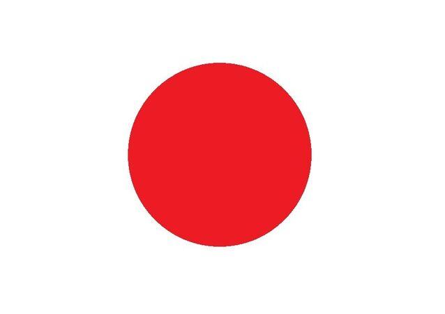 Les internautes bluffés par un cercle rouge sur fond blanc