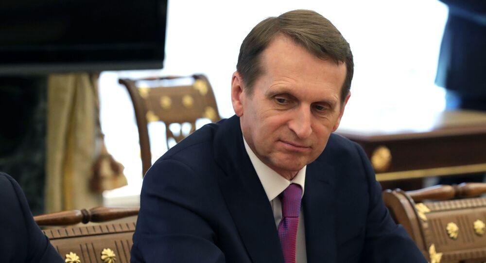 Serguei Narychkine
