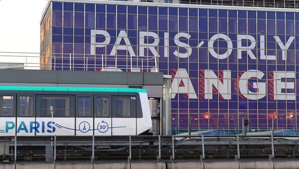 l'aéroport Paris-Orly - Sputnik France
