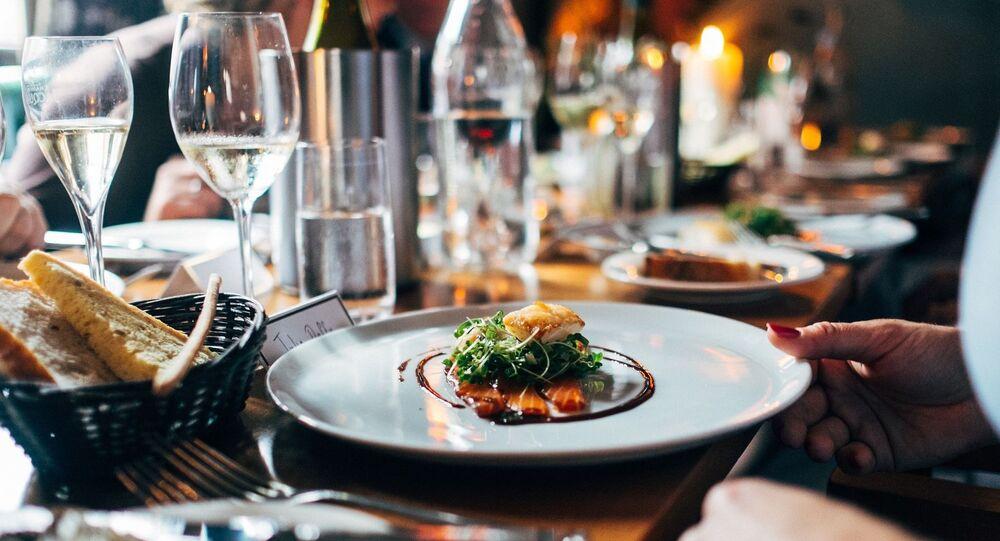 Un restaurant (image d'illustration)
