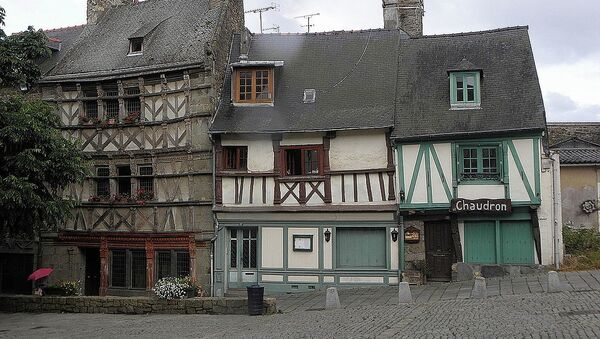 Saint-Brieuc - Sputnik France