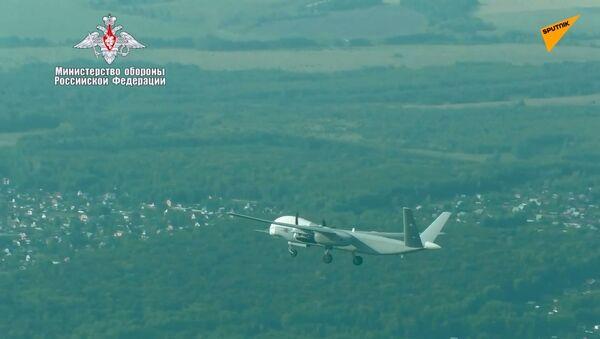 Le drone russe Altius-U - Sputnik France