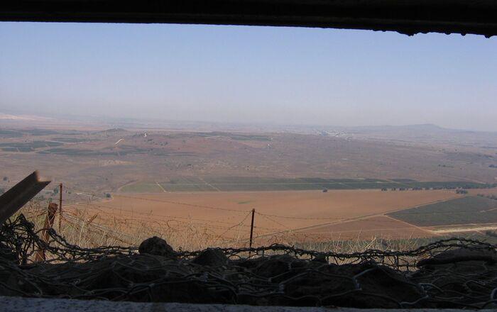 Plateau du Golan (photo d'archives)
