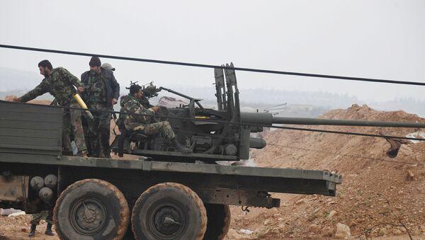 Armée syrienne (archive photo) - Sputnik France