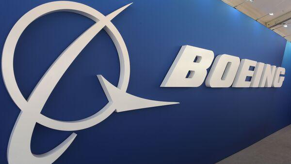 Boeing logo - Sputnik France