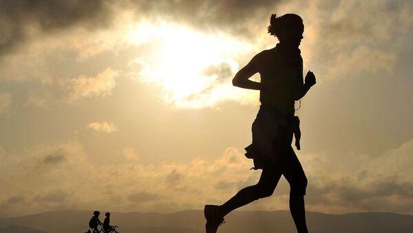 Running woman - Sputnik France