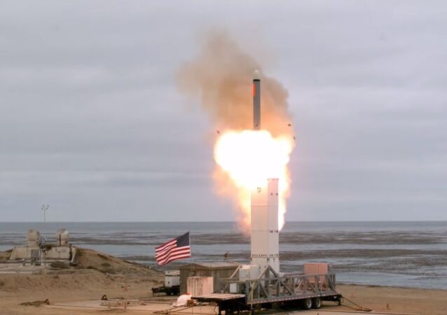 Les États Unis testent un missile de croisière basé au sol interdit par le Traité FNI
