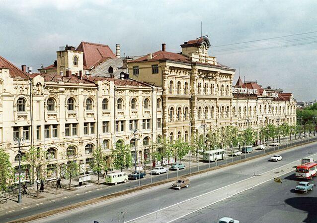 Le Musée polytechnique de Moscou