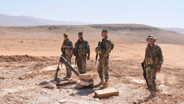 Soldats de l'armée libanaise (archive photo) - Sputnik France