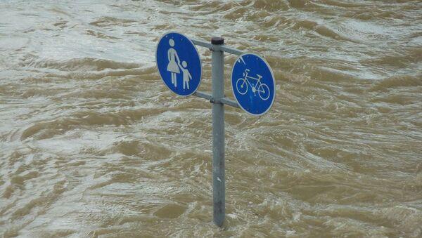 Inondations - Sputnik France
