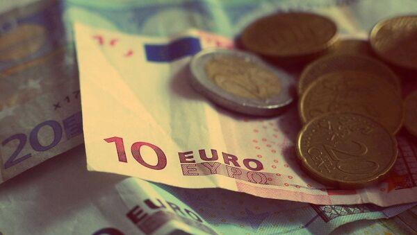 Des euros  - Sputnik France