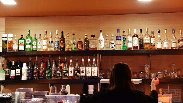 Un bar (image d'illustration) - Sputnik France
