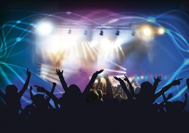 un concert, image d'illustration