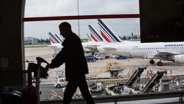 Aéroport de Paris-Charles de Gaulle, archives - Sputnik France