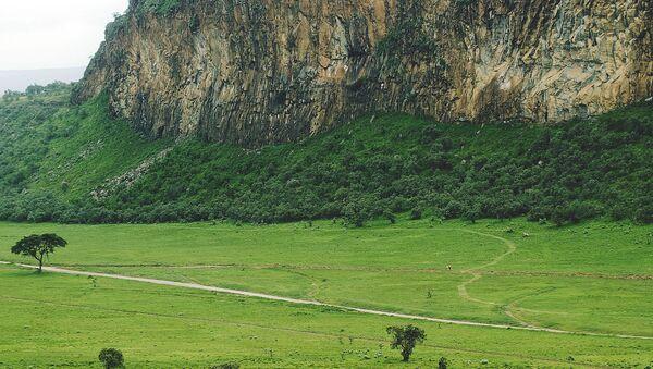 parc national Hell's Gate, au Kenya - Sputnik France