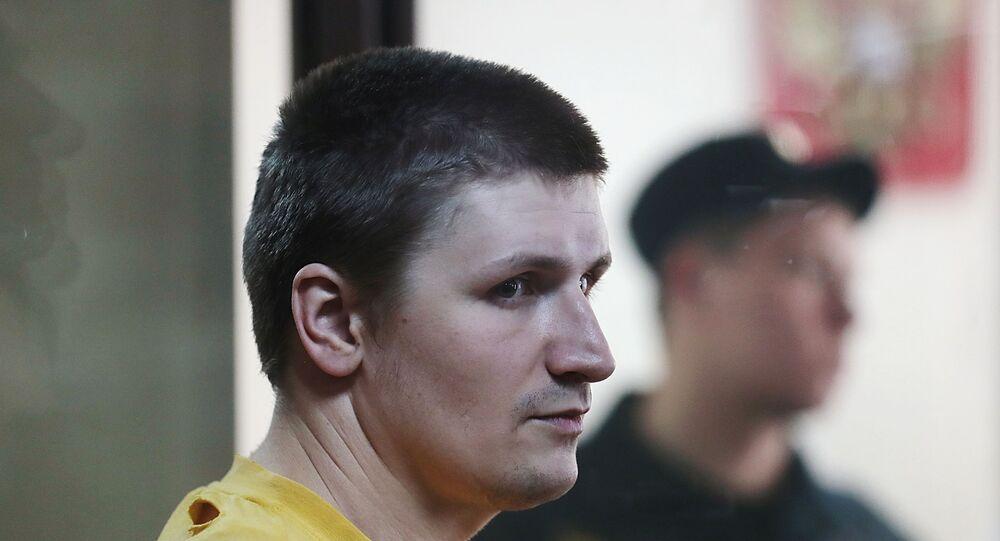 Le procès contre le blogueur Vladislav Sinitsa