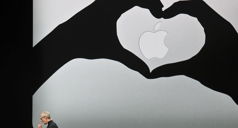 Présentation d'Apple à New York