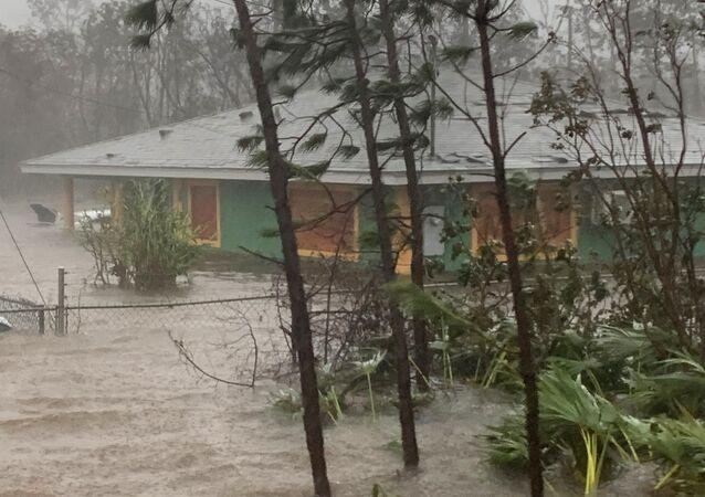 Ouragan Dorian