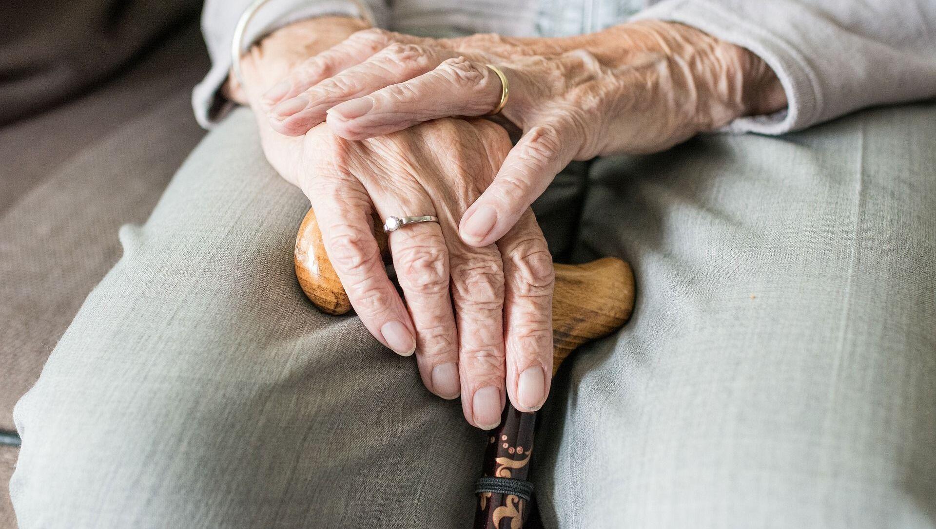 Une dame âgée (Image d'illustration) - Sputnik France, 1920, 21.08.2021