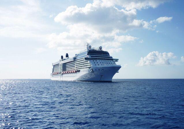 un bateau de croisère (image d'illustration)