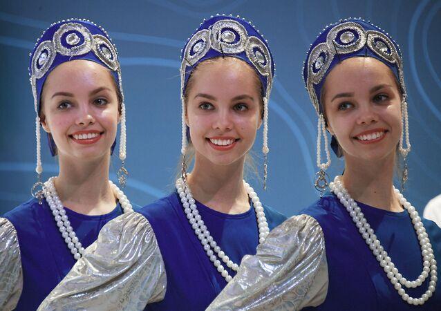Les filles russes