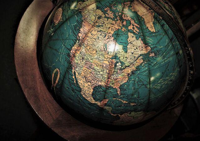 Un globe