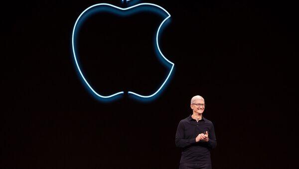 Apple Tim Cook - Sputnik France