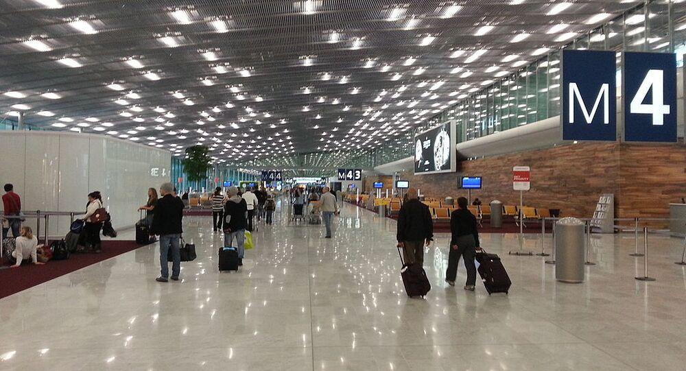 Aéroport de Roissy, image d'illustration