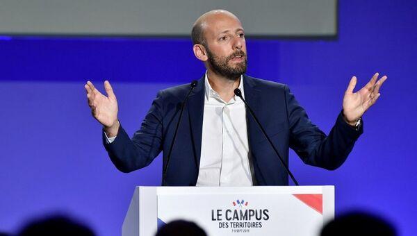 LREM's party leader Stanislas Guerini - Sputnik France