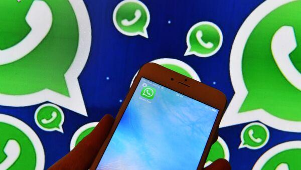 WhatsApp - Sputnik France