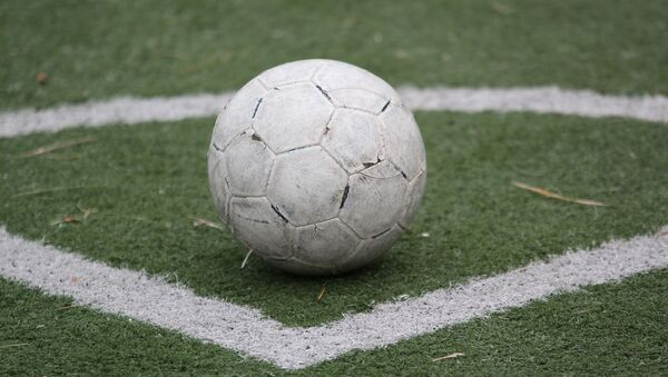 Un ballon de football  - Sputnik France