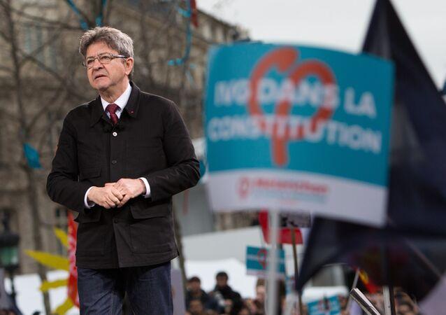 Jean-Luc Mélenchon (photo d'archives)