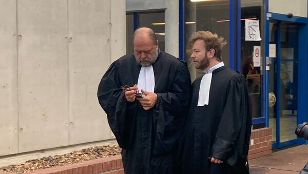 Éric Dupond-Moretti au tribunal de Bobigny, 19 septembre 2019  - Sputnik France