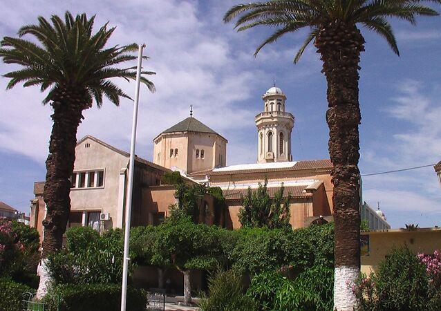 Ville de Relizane, centre administratif de la région de Relizane en Algérie