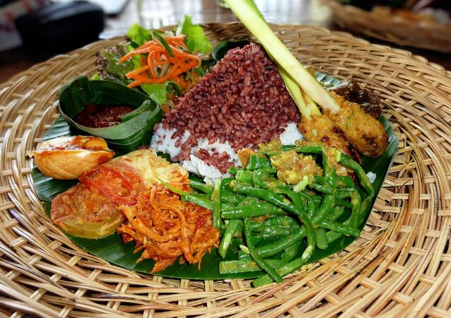 Indonesia Meal