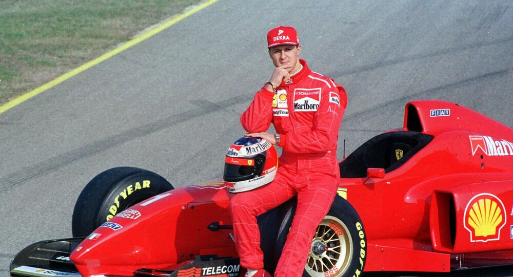 Michael Schumacher (photo d'archives)