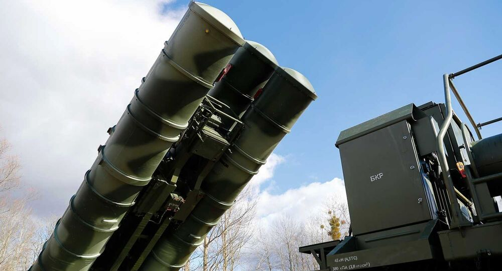 Des S-400 entrent en service opérationel (archive photo)