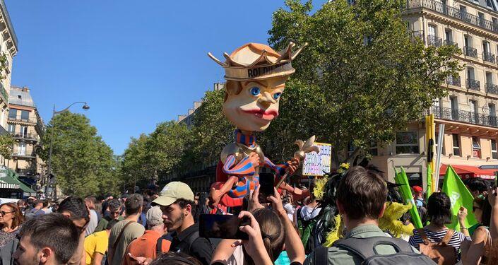 Des Gilets jaunes à la marche pour le climat, le 21 septembre