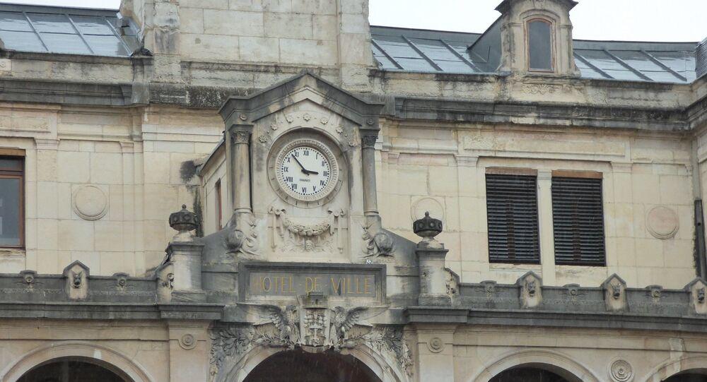Hôtel de ville de Vienne