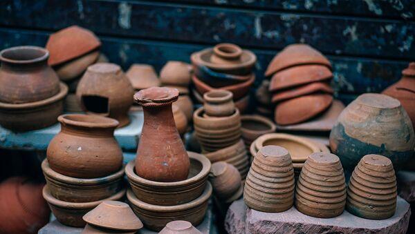 des poteries  - Sputnik France