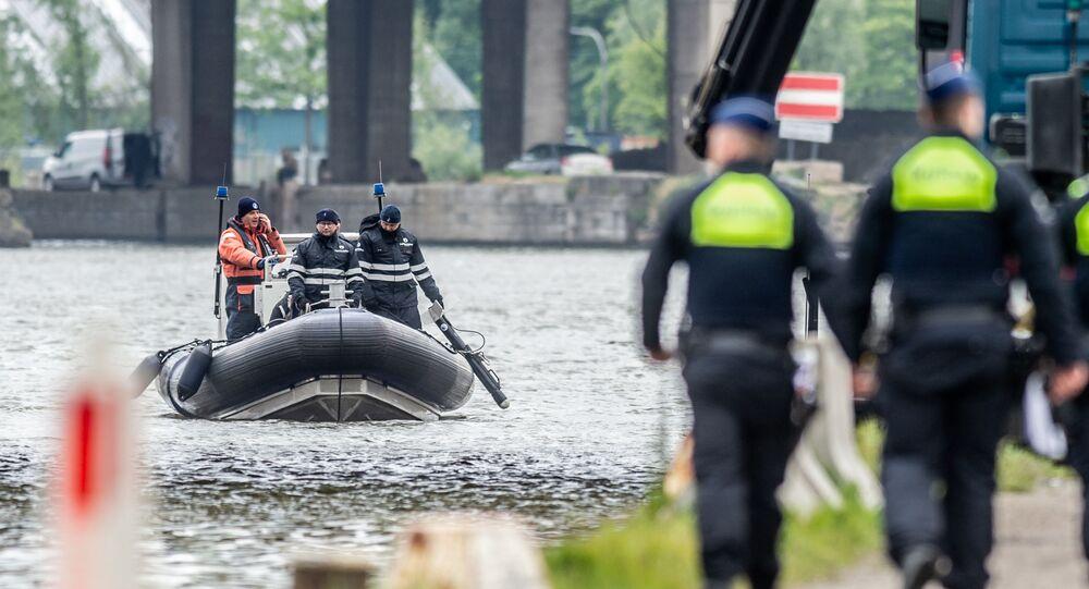 La police retrouve un corps en Belgique, image d'illustration