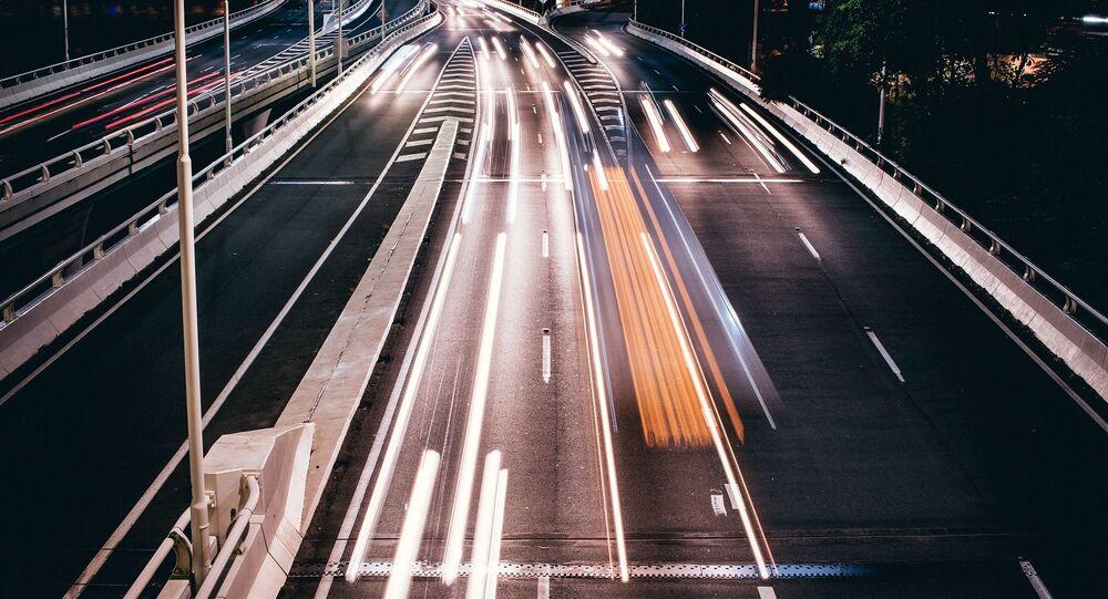 Autoroute, photo d'illustration