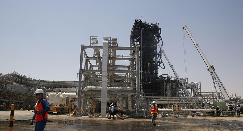Une installation pétrolière en Arabie saoudite (archive photo)