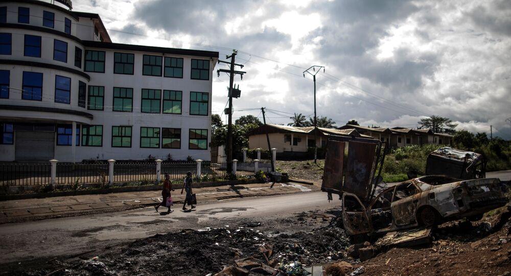 Conséquences de la crise séparatiste au Cameroun