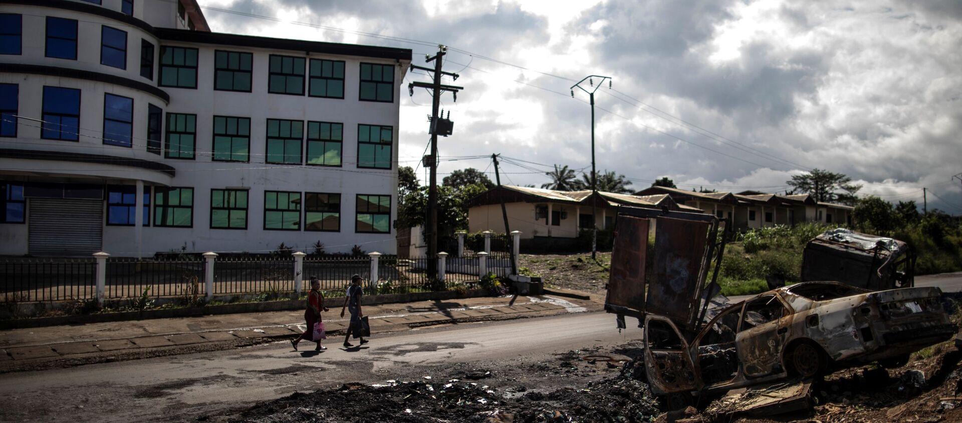 Conséquences de la crise séparatiste au Cameroun - Sputnik France, 1920, 24.09.2019