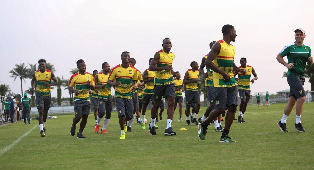 Équipe du Cameroun de football