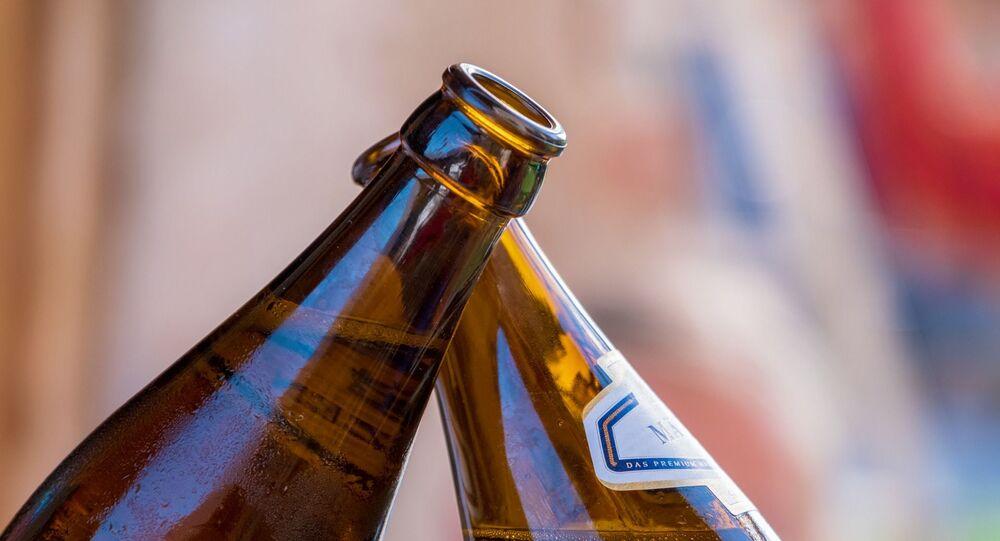 de la bière (image d'illustration)