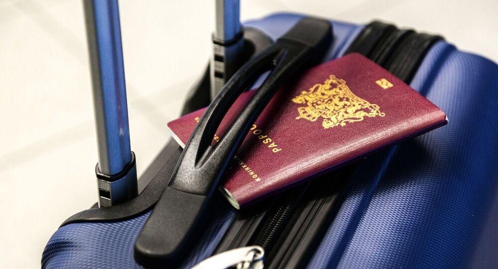 Passeport (image d'illustration)